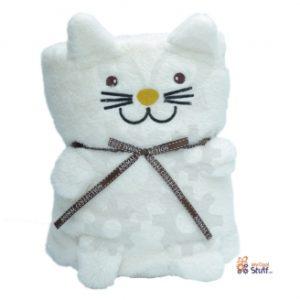 Плед игрушка Кот
